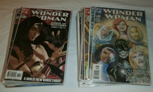 Wonder Woman V2 #164-194 Jimenez/Simonson run 100% complete lot of 34 Hughes 184