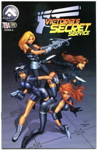 VICTORIA'S SECRET SERVICE #0, NM, Good girl, Femme Fatale, 2005, more in store