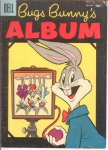BUGS BUNNY ALBUM F.C. 647 G-VG COMICS BOOK