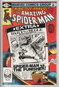 Amazing Spider-Man King-Size Annual #15 (Jan-81) NM- High-Grade Spider-Man