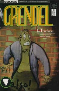 Grendel (2nd Series) #19 VF/NM; COMICO | save on shipping - details inside