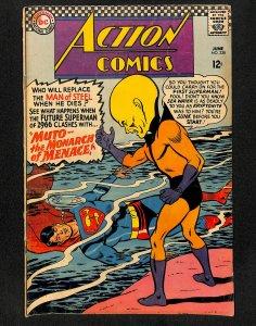Action Comics #338
