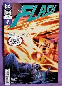 Joshua Willliamson THE FLASH #753 Howard Porter The Flash Age Part 4 (DC, 2020)!