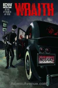 Wraith, The: Welcome To Christmasland #1 FN; IDW | save on shipping - details in
