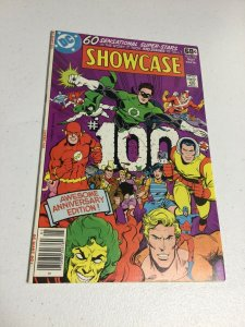 Showcase 100 Nm Near Mint DC Comics