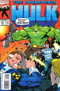 Incredible Hulk (1968 series) #411, VF+ (Stock photo)