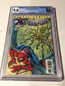 Amazing Spider-man 32 Cgc 9.8 Volume Vol V 2 1999 Series New Case Legacy # 473