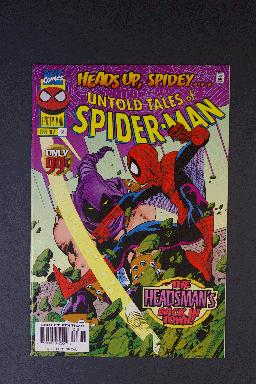 Untold Tales of Spider-Man #18 February 1997