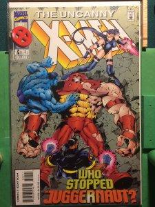 The Uncanny X-Men #322