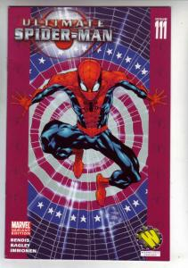Spider-Man, Utimate Wizard World Marvel Variant Edition #111 (7-Sep) VF/NM Hi...