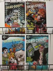 DEAD CORPS (1998 HELIX)1-4 The few, the proud, the DEAD