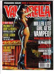 Vampirella Comic Magazine Sketch Cover #1 (Oct-03) VF High-Grade Vampirella