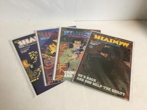 The Shadow 1-4 Lot Set Run Nm- Near Mint-