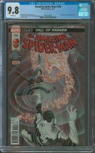 Amazing Spider-Man #32 CGC Graded 9.8 Norman Osborn solo story
