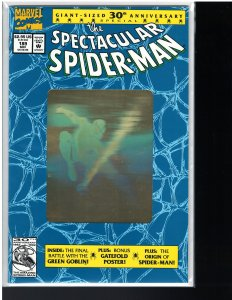 Spectacular Spider-man #189 (Marvel, 1992)