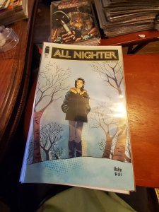 All Nighter #5 (2011)