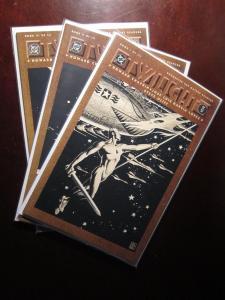 Twilight #1 to #3 - 8.5 - 1991