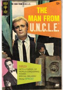 Man from U.N.C.L.E., The #18 (May-68) VG/FN+ Mid-Grade Napolean Solo, Ilya Ku...