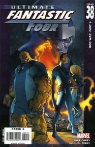 Ultimate Fantastic Four #38, NM (Stock photo)