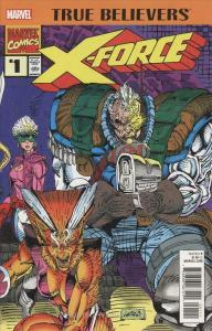 X-Force #1 (3rd) VF/NM; Marvel | save on shipping - details inside