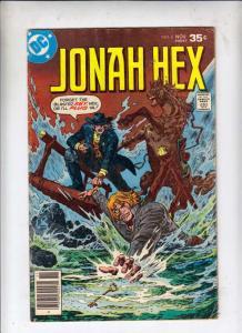 Jonah Hex #6 (Jul-78) VG Affordable-Grade Jonah Hex