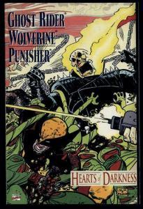 GHOST RIDER WOLVERINE PUNISHER (1991)x3 WHOLESALE!