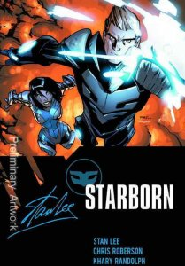 Starborn TPB #1 VF/NM; Boom! | save on shipping - details inside