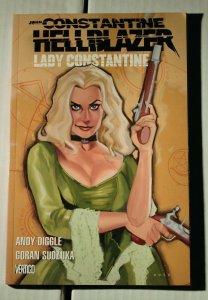 John Constantine Hellblazer Lady Constantine Paperback