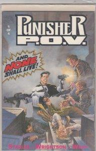 The Punisher: P.O.V. #1 (1991)