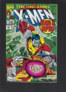 The Uncanny X-Men #293 (1992)