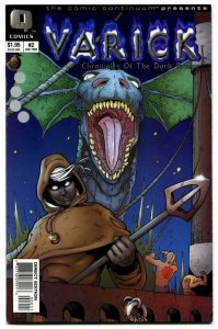 VARICK CHRONICLES OF THE DARK PRINCE #2, NM-, Q Comics 1999 more Indies in store