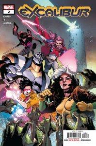 Excalibur #2 (Marvel, 2020) NM