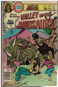 VALLEY OF THE DINOSAURS 11 VG+ Dec. 1976