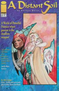 Distant Soil, A (2nd Series) #22 VF/NM; Aria | save on shipping - details inside