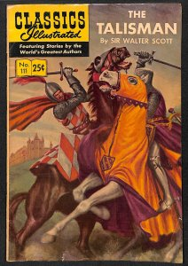 Classics Illustrated #111 (1953)