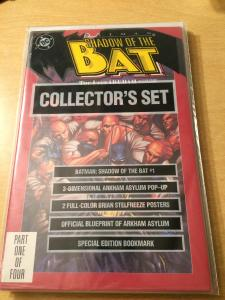 Shadow of the Bat #1 Collector's set complete