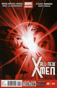 All-New X-Men #4 VF/NM; Marvel | save on shipping - details inside