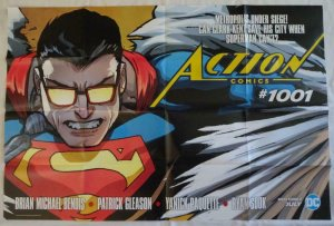 ACTION COMICS  Promo Poster , 24 x 36,  2018, DC,  Unused more in our store 084