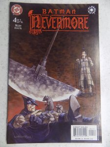 BATMAN NEVERMORE # 4