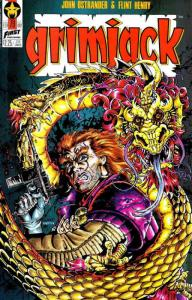 Grimjack #79 VF/NM; First | save on shipping - details inside