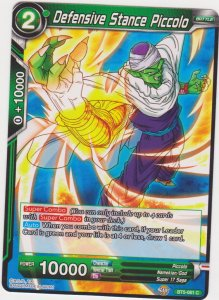 Dragon Ball Super CCG - Miraculous Revival - Defensive Stance Piccolo