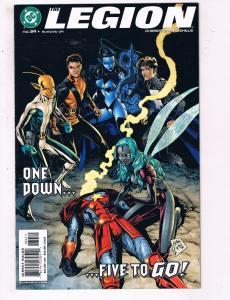 The Legion # 34 VF/NM DC Comic Books Legion Of Super-Heroes Justice League! SW13