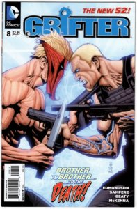 GRIFTER #8 (9.2) *$3.99 Unlimited Shipping!*