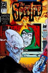 The Spectre #26 (1989)