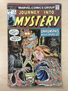 Journey Into Mystery 17