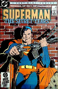 Superman: The Secret Years #2 (1985)