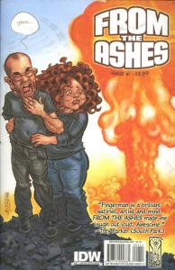 From the Ashes #1 VF/NM; IDW | save on shipping - details inside