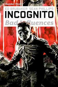 Incognito: Bad Influences #3, NM (Stock photo)