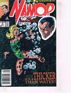 Lot Of 2 Marvel Comic Books Namor #6 and Punisher Armory #2  ON4