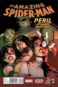 Amazing Spider-Man (2014 series) #16, NM + (Stock photo)